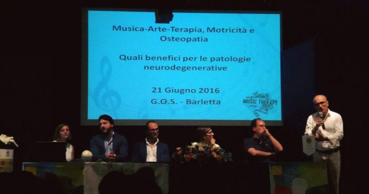 Convegno Musica-Arte-Terapia